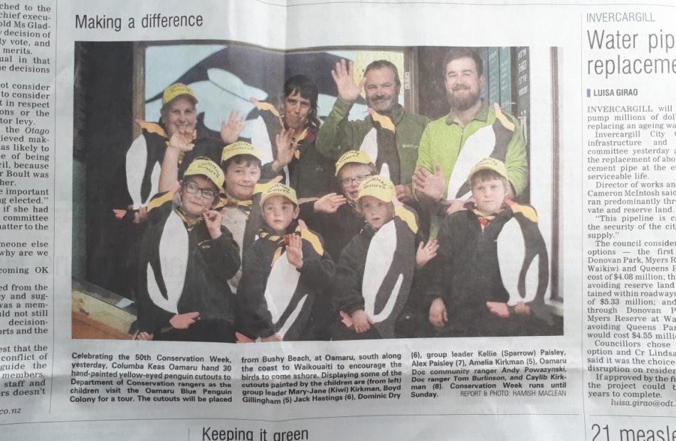 Columba Kea Group.