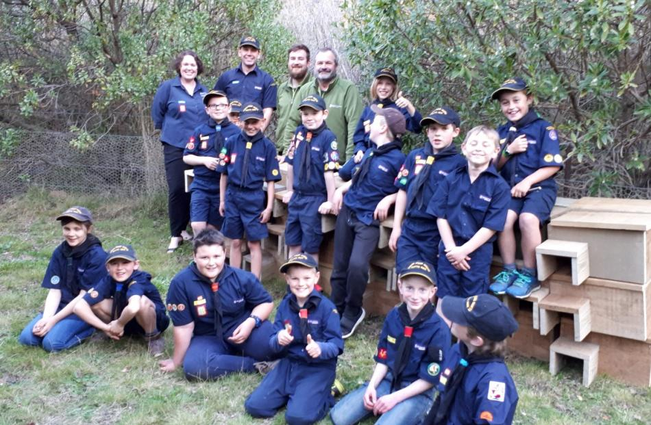 Scotts Own Sea Scouts.
