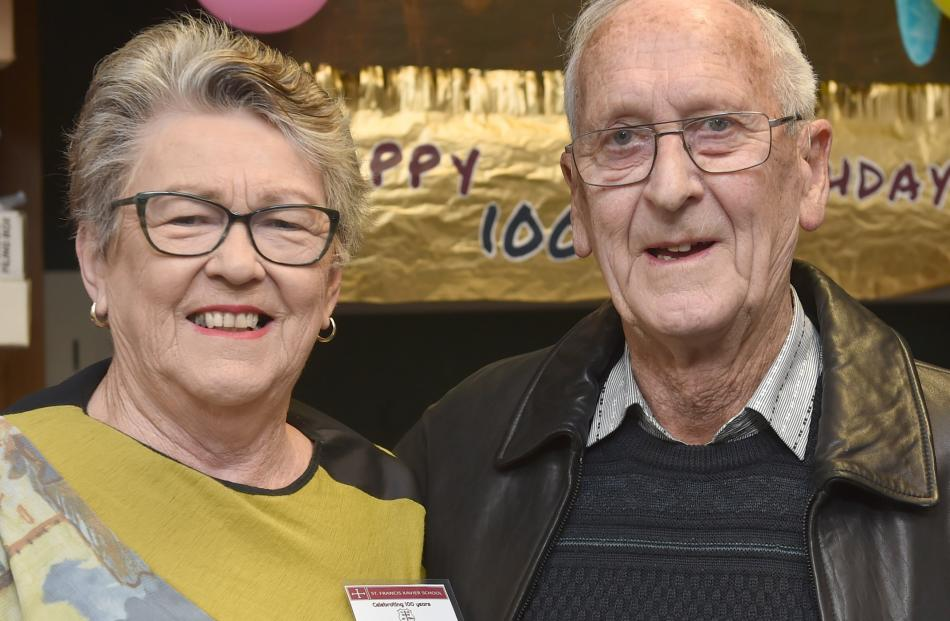 Rosemary Thompson, of Timaru, and Christine Rietveld, of Christchurch.