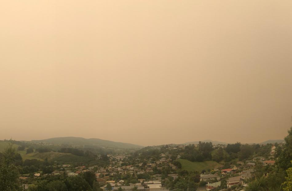 The view across Kaikorai Valley, Dunedin. Photo: Craig Baxter