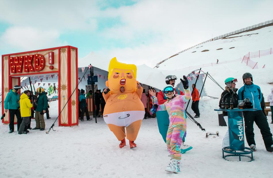 Europe's largest winter festival Snowboxx is coming to Otago. Photo: Supplied