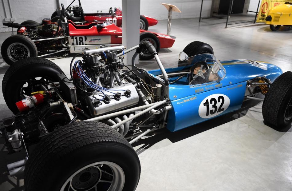 Begg Daimler V8, 1967.
