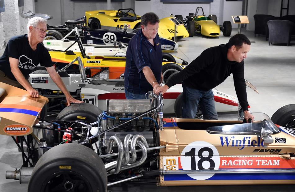 Despite the George Begg museum in Invercargill just opening to the public, one of the prime...