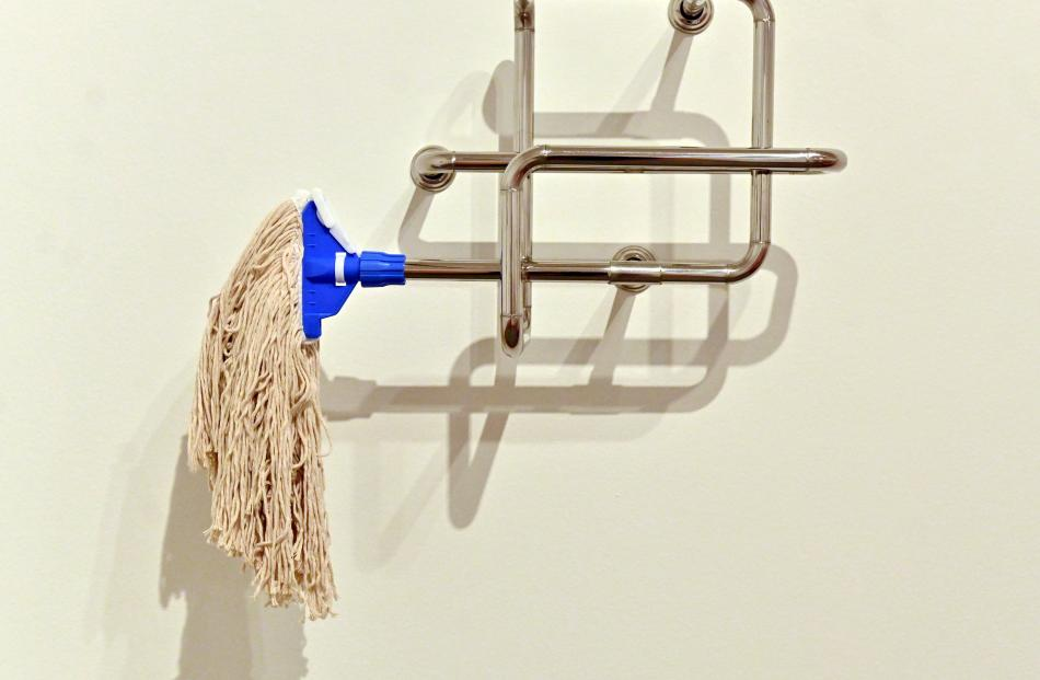 One of Yona Lee's works from her ''Succession'' exhibition at the Dunedin Public Art Gallery,...