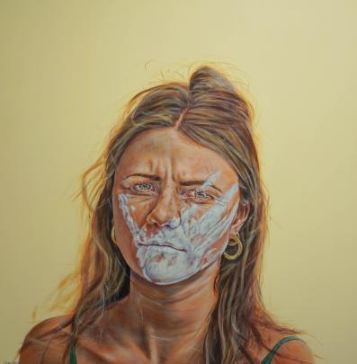 Self-Portrait, by Sierra Roberts