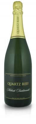 Quartz Reef Methode Traditionnelle Non-Vintage, Focused, fresh and crisp with a beautiful balance...