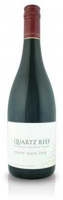 Quartz Reef Pinot Noir - Current release: 2010...