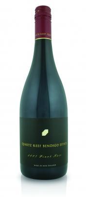 Quartz Reef Bendigo Estate Pinot Noir - Current release: 2008...