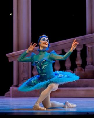 Tonia Looker performs in <i>The Sleeping Beauty</i>