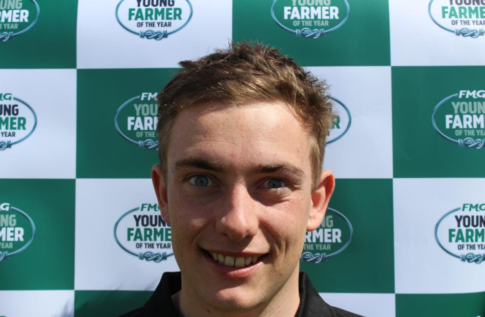 Jack Taggart (20),  originally from Mid-Canterbury, has a double diploma from Lincoln University...