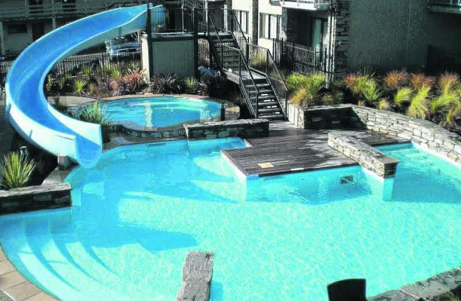 A Mayfair Pool Design At A Home In Central Otago.