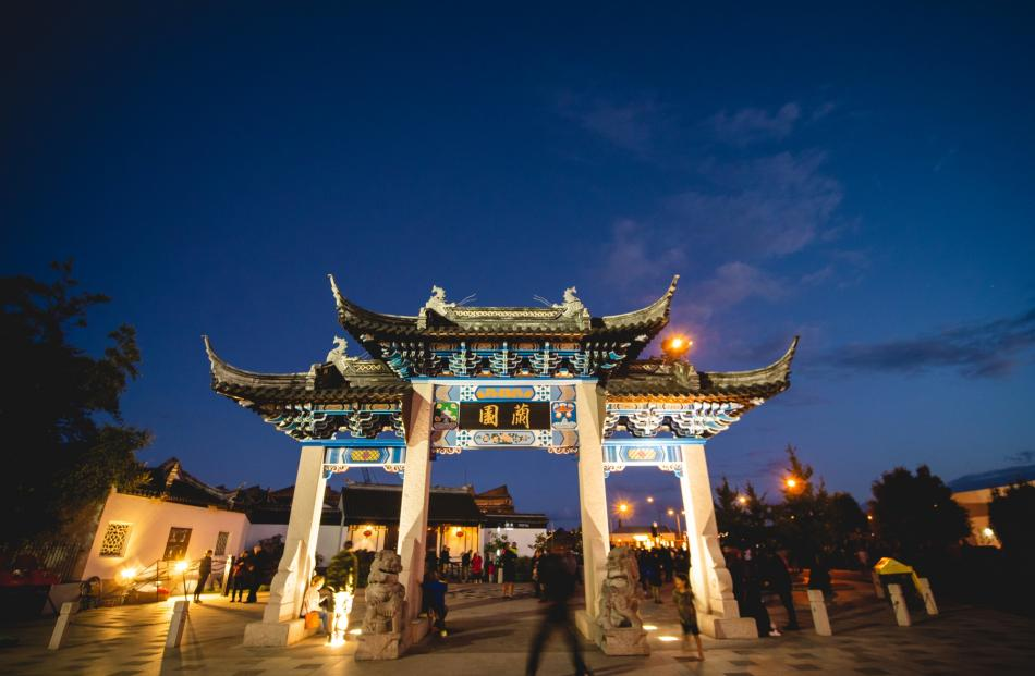 The Lan Yuan Chinese Garden will take you on a journey to a greater understanding of history,...