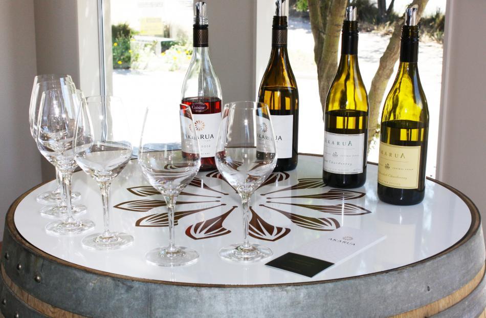 Wine Tasting Tour at Akaura, Central Otago.
