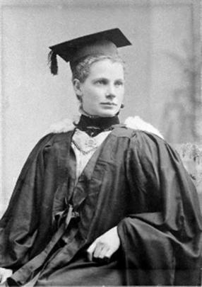 Margaret Cruickshank.