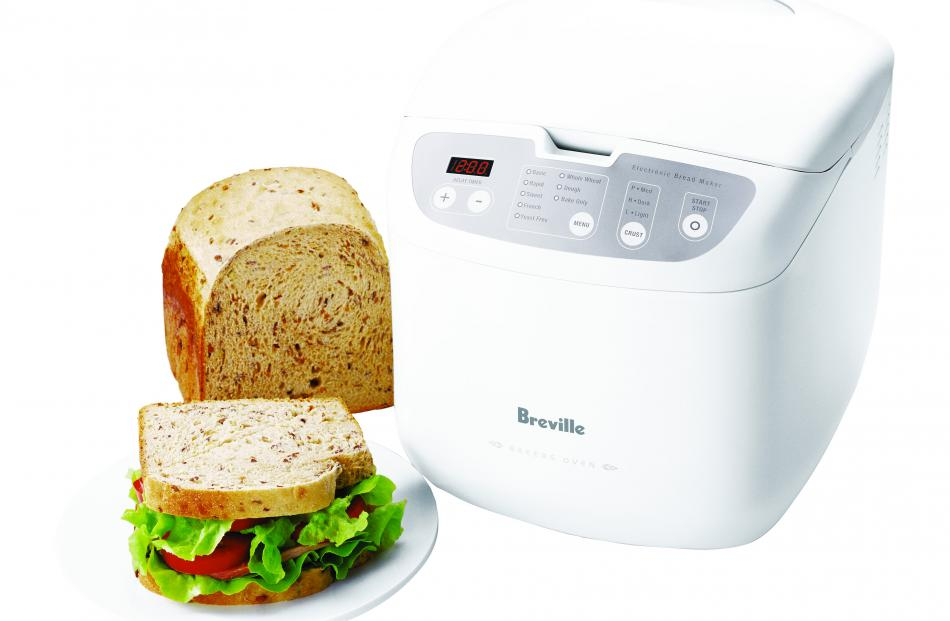 Breville Bread Maker – rrp $219.95