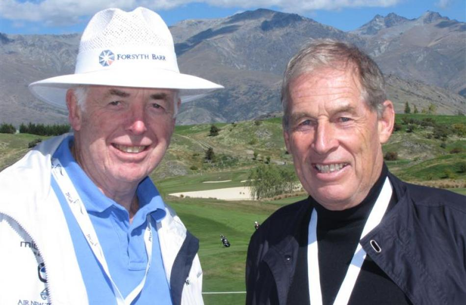 2336caa25 Plenty of action at pro-am | Otago Daily Times Online News