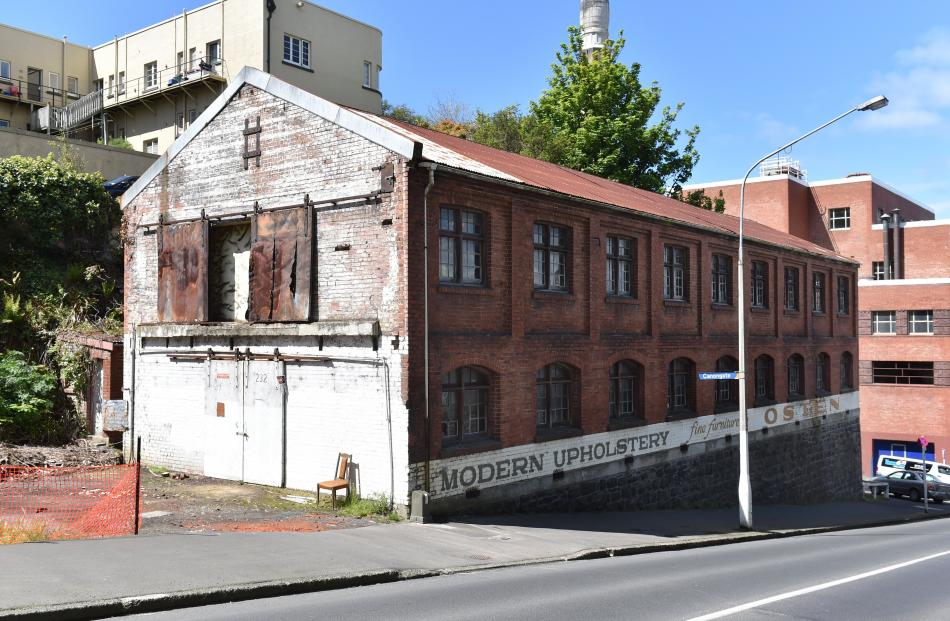 A former furniture workshop building, 232 Rattray St was recently bought with a view to...