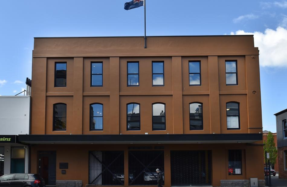 The Zeallandia building was constructed in 1882 by James Taylor Mackerras and James Hazlett and...