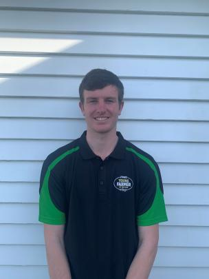 Lincoln University student Peter O'Connor previously represented the West Coast in the Young...