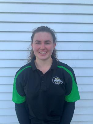 Rachael Wood has qualified for her first Young Farmer of the Year Tasman regional final. PHOTOS:...