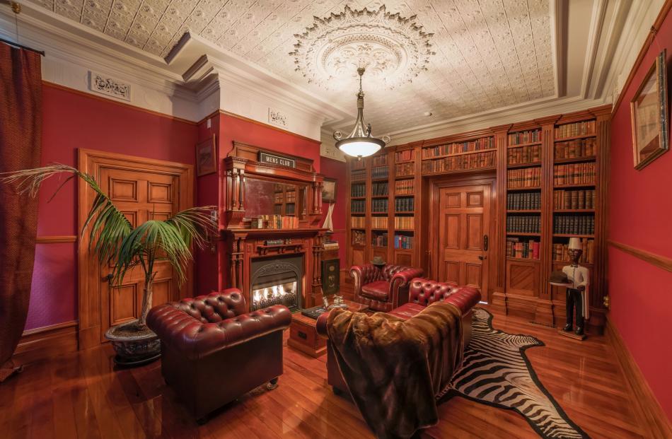Thornton Earl Manor. Photo: Simon Larkin, Larkin Design