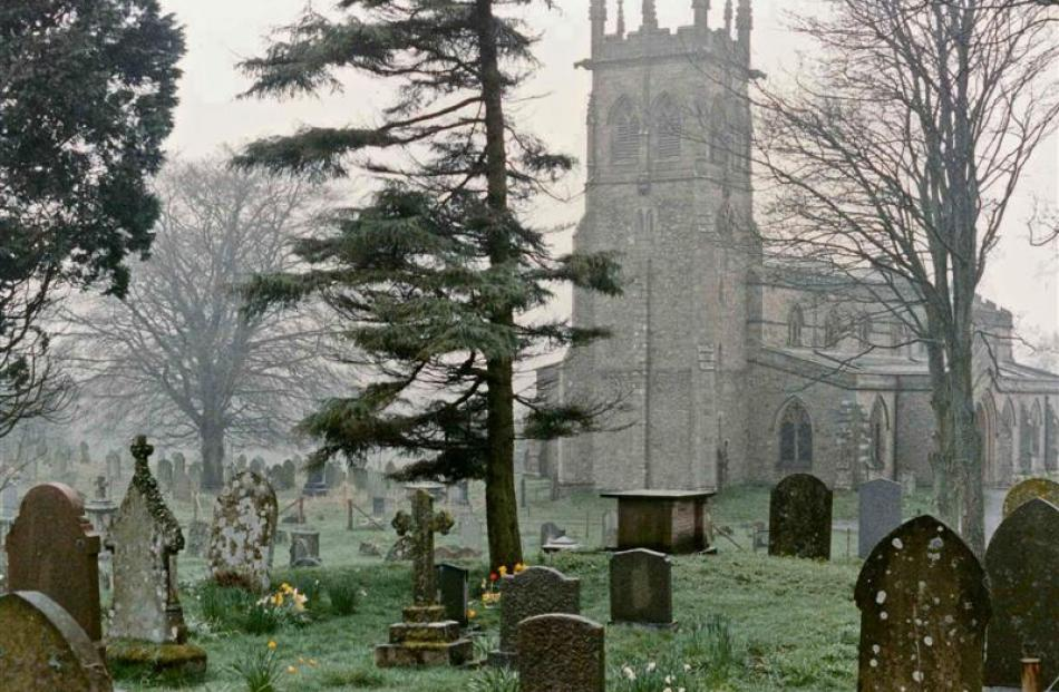 Churches are among Yorkshire's many historic features.