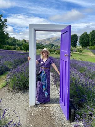 Sophie Barker visits 