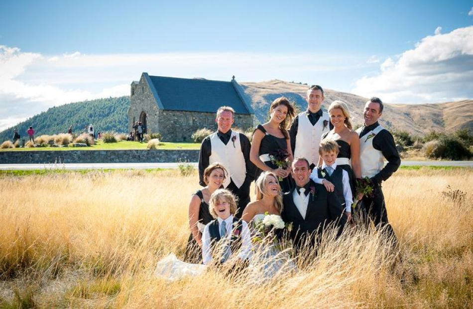 Wedding of the Week – Carl and Haley Duffy   Otago Daily