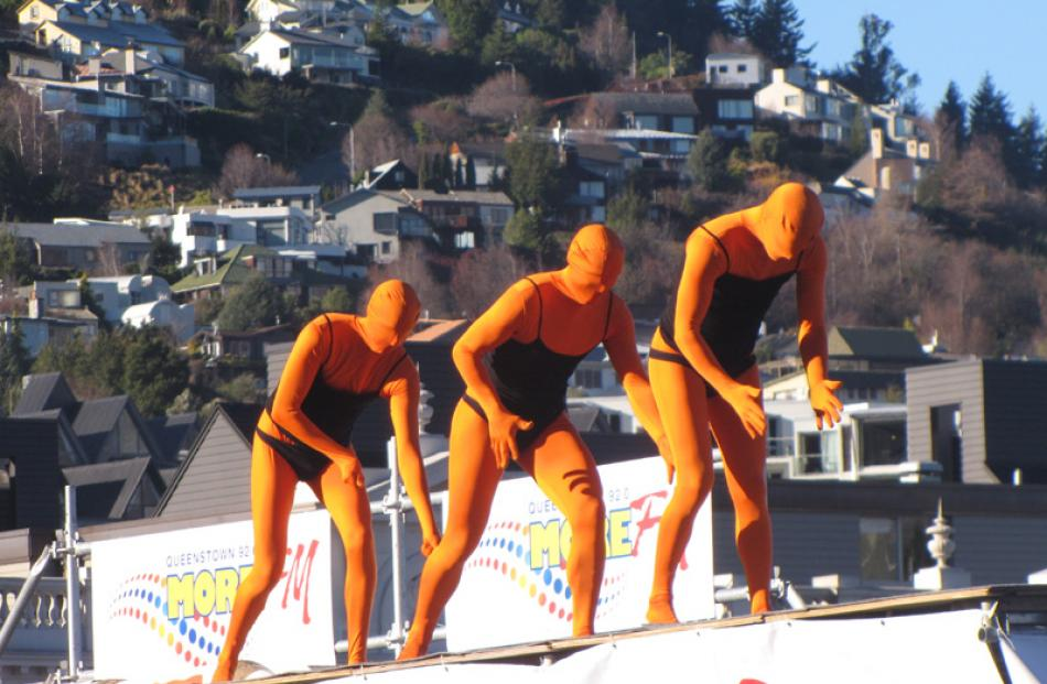 The Orange Men, 2011 winners, were unsuccessful in their bid to retain the crown during yesterday...