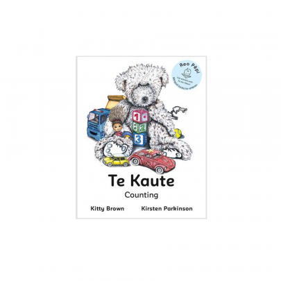 Kitty Brown and Kirsten Parkison - Te Kaute (Counting)