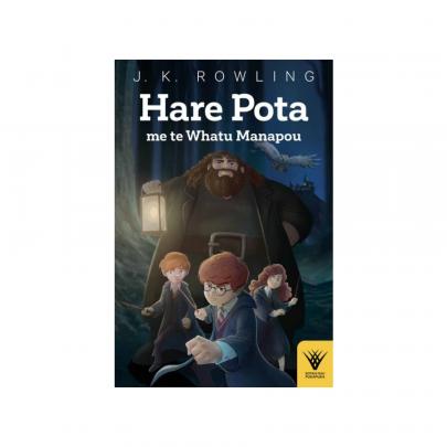 J.K Rowling - Hare Pota me te Whata Manapou