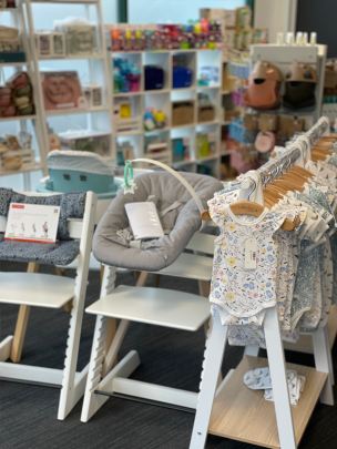 Shop everything for pregnancy - five-year-olds at Baby on the move Dunedin!