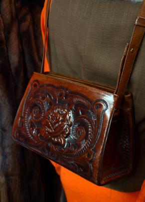 Original vintage accessories are plentiful.