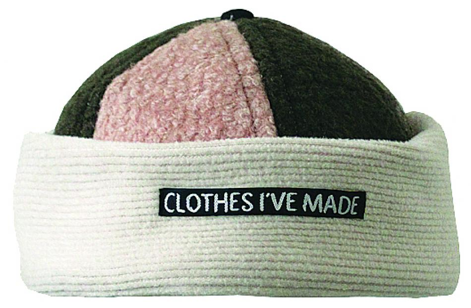 Clothes I've Made, Snap Back Woollen Beanie, $59.90, GUILD.