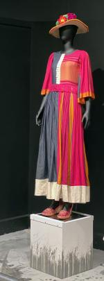 A Rokaiya Ahmed Purna design.