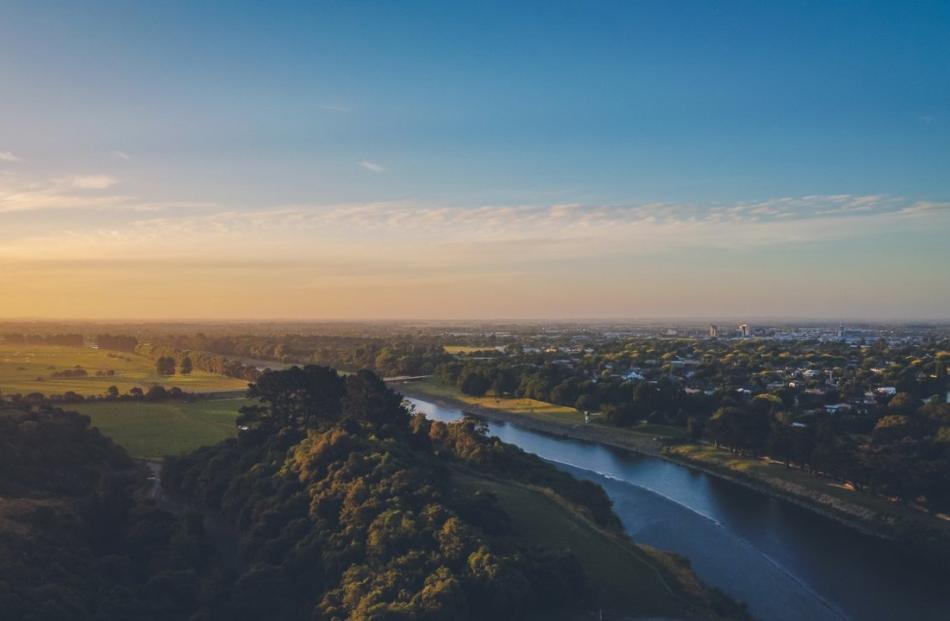 Manawatu River.