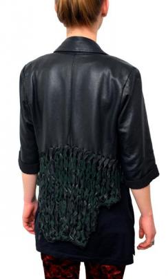 A Leather Tails jacket.