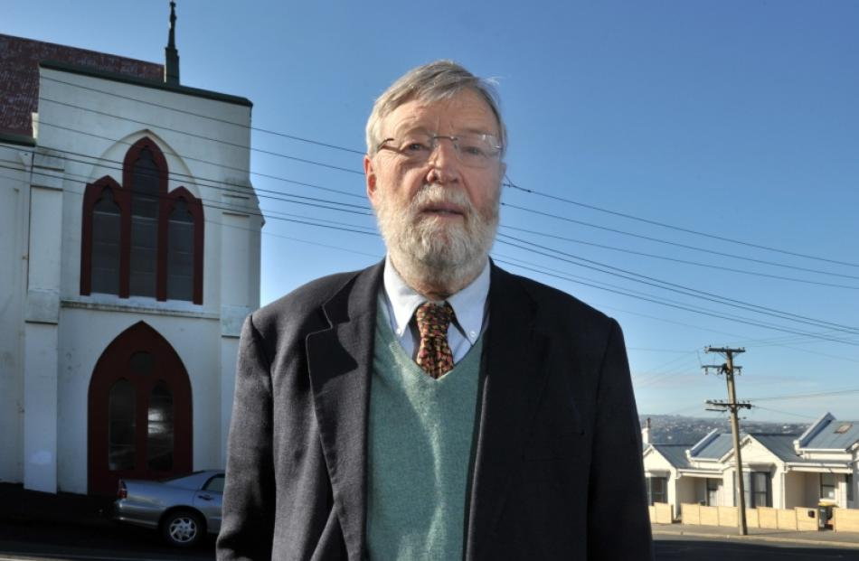 Prof Erik Olssen, who lived on Carroll St within sight of St Andrew's Church during the 1980s,...