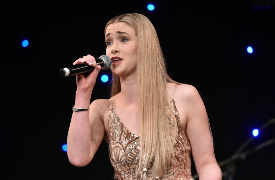 Kayla Wilcox from Invercargill
