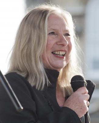 Glenda Alexander, NZNO's Industrial Services Manager.
