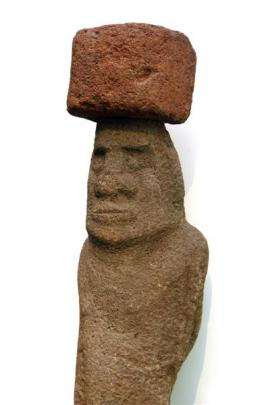 Otago Museum has one of only a dozen known Easter Island moai (ancestor statues) worldwide...