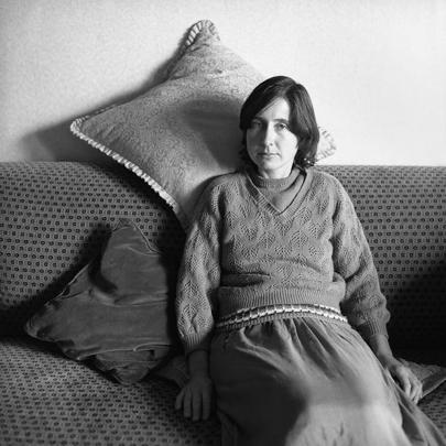 A portrait of Joanna Margaret Paul taken in 1981 by Adrienne Martyn and exhibited in Dunedin last...