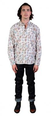 Norse Project 'Roar' printed men's shirt ($239).