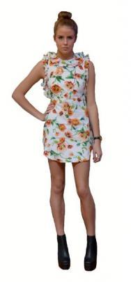 Stolen Girlfriends Club 'Tulip' dress ($299).