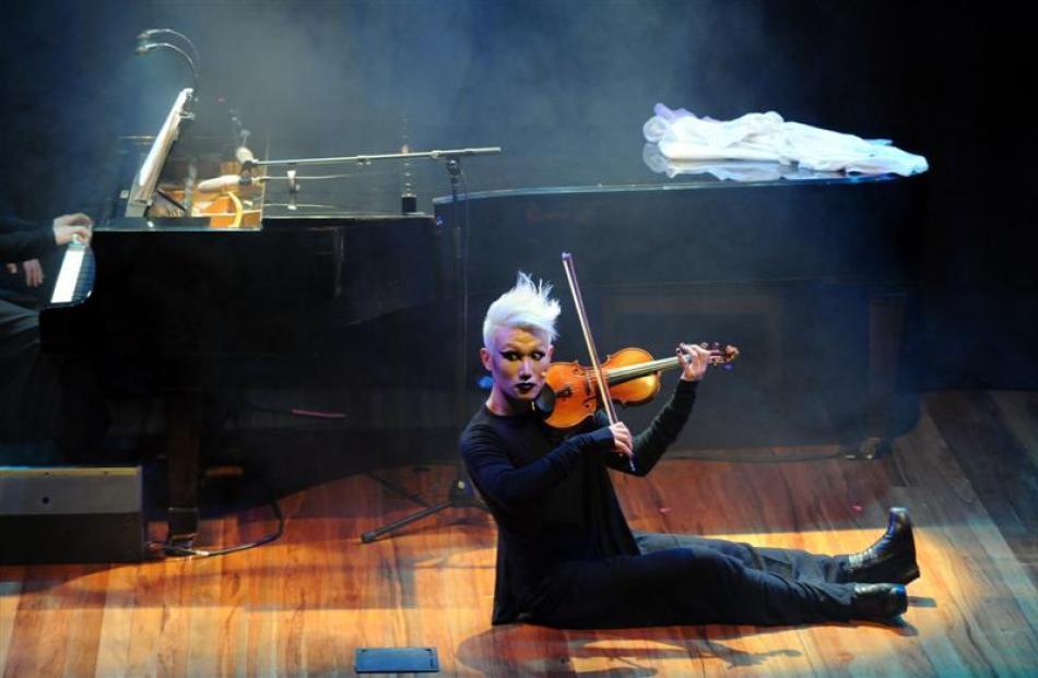 Amadeus. Photo by Linda Robertson.