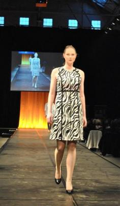 Du Sud dress at White By Design. Photo by Jude Hathaway.