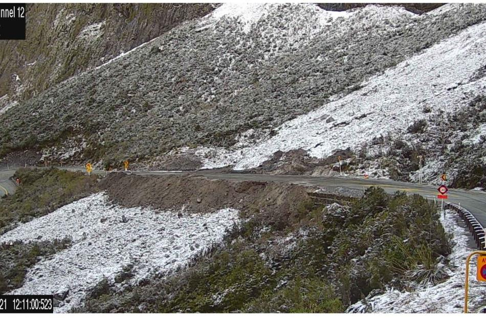 On Tuesday, the highway from Te Anau to Milford Sound reopened after the Milford Road Alliance...