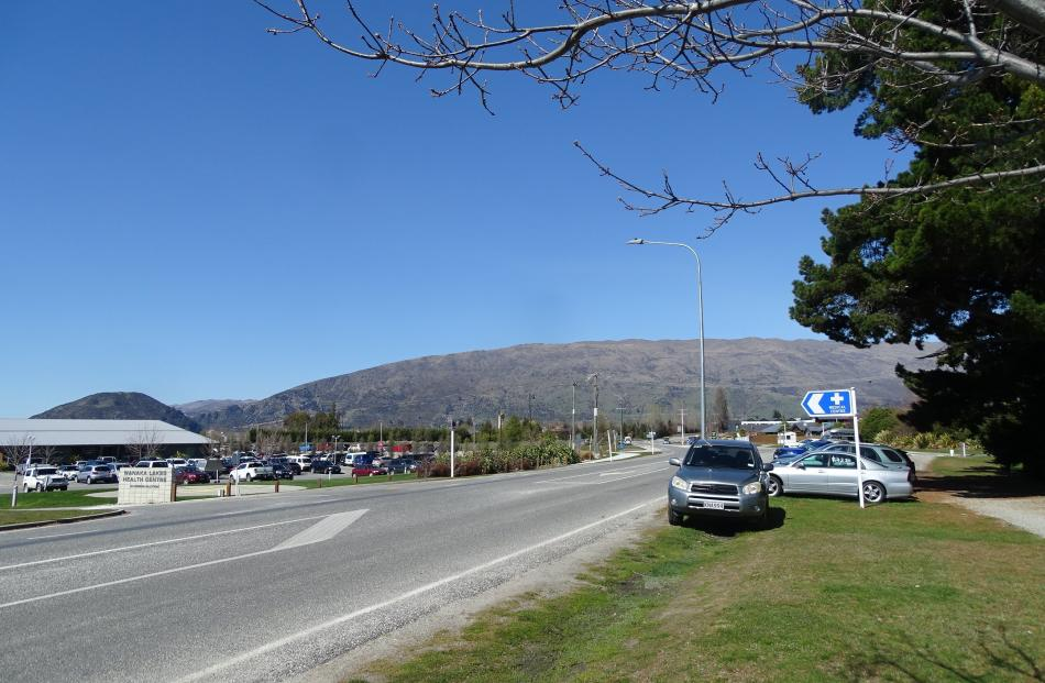 Wanaka Medical Centre staff and visitors who park on Kennedy Crescent Reserve due to a lack of on...