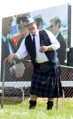 John Graham of Dunedin.