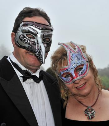 Stephen and Glenda Wells